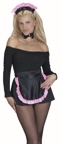 Adult French Maid Costume Kit (Size:Standard)