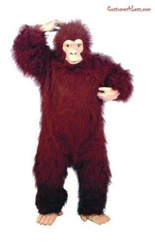 Adult Gorilla Costume