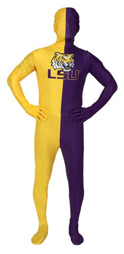 Adult Louisiana State University Skin Suit for Men