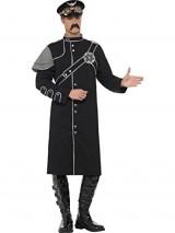 Adult-Male-Steampunk-Military-Jacket-Large-Black-0