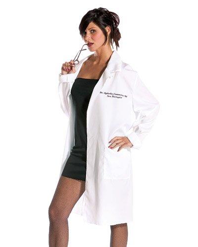 Adult Ophelia Cummings Urologist costume