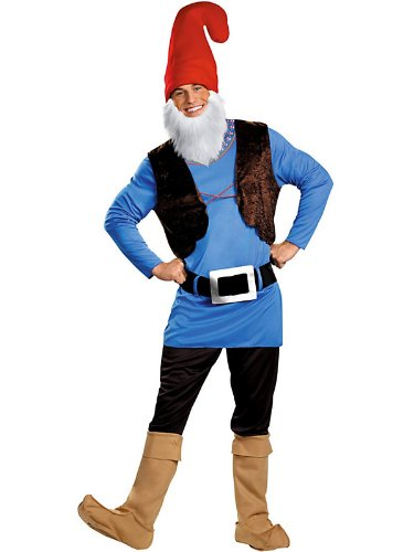 Adult Papa Gnome costume for Men