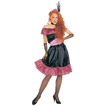 Adult-Saloon-Girl-Costume-Ladies-Standard-Up-to-Dress-size-12-0
