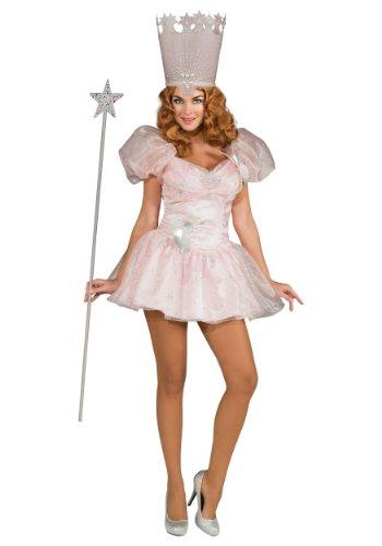 Adult Sexy Glinda the Good Witch Costume Medium