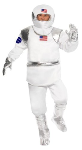 Adult Spaceman Costume (Standard)