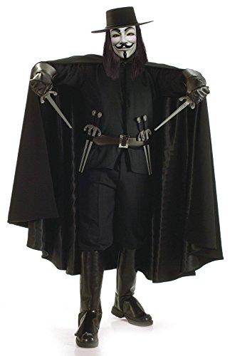 Adult V for Vendetta Grand Heritage Costume (Standard)