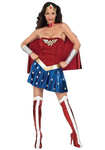 Adult Wonder Woman Costume X-Large