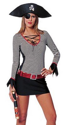 Adults Costumes Pirate Woman Halloween Costume