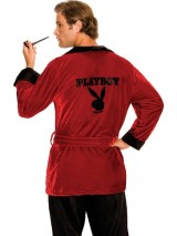 Adults-Large-Playboy-Hugh-Hefner-Costume-Jacket-Robe-0