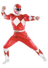 Adults-Mens-Deluxe-Red-Muscle-Power-Ranger-Theme-Party-Halloween-Fancy-Costume-0