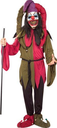 Adults-Scary-Clown-Jester-Halloween-Costume-0