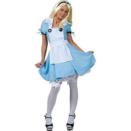 Alluring Alice Adult Costume