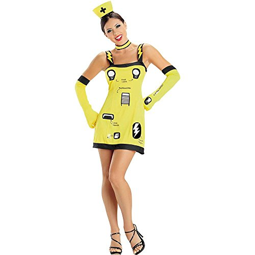 Anatomy Operation Nurse Adult Costume Size Small