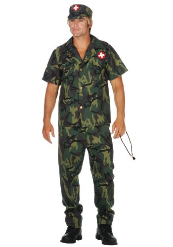 Army Doctor (Standard;44 To 48)
