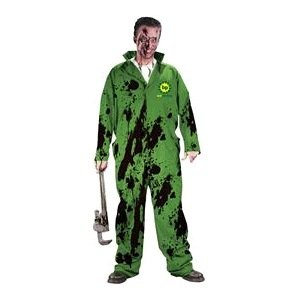 BP Bad Planning Oil Spill Adult Costume Size Standard