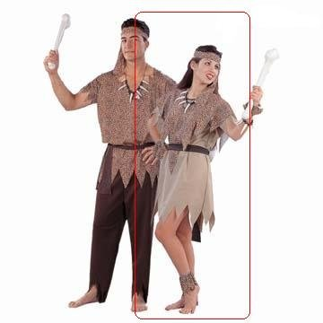 Barbarian Woman Adult Costume Size Standard