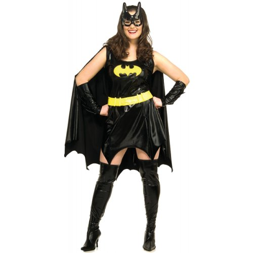 Batgirl Plus Size Halloween or Theatre Costume