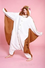 Bcozy-Flying-Squirrel-Body-Suit-Brown-Adult-One-size-0-0