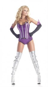 Be-Wicked-Costumes-Womens-Celestial-Auty-Costume-PurpleBlack-MediumLarge-0