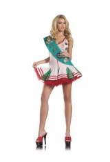 Be-Wicked-Costumes-Womens-Happy-Camper-Costume-PinkRedGreen-MediumLarge-0