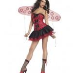 Be-Wicked-Costumes-Womens-Lil-Lady-Bug-Costume-RedBlack-SmallMedium-0