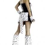 Be-Wicked-Darling-Dalmatian-Costume-BlackWhite-SmallMedium-0-0