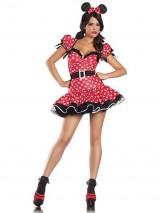Be-Wicked-Flirty-Mouse-Costume-RedBlackWhite-LargeX-Large-0