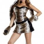Be-Wicked-Temptuous-Tiger-Costume-BrownBlackWhite-SmallMedium-0