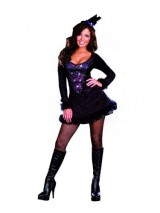 Bewitching-Beauty-Costume-Large-Dress-Size-10-14-0
