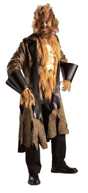 Big Mad Wolf Costume – Standard – Chest Size 40-44
