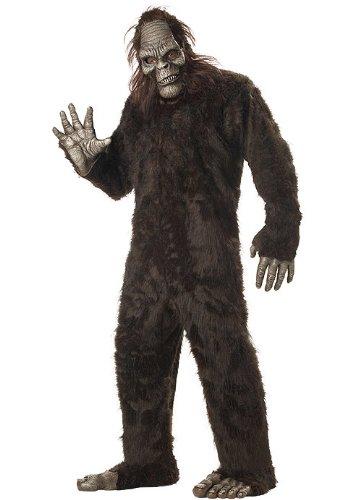 Bigfoot Plus Size Costume Plus