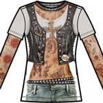 Biker-Babe-Jean-Tattoo-Costume-Shirt-0-0