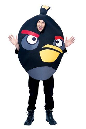 Black Bird Costume – Standard – Chest Size 38-46