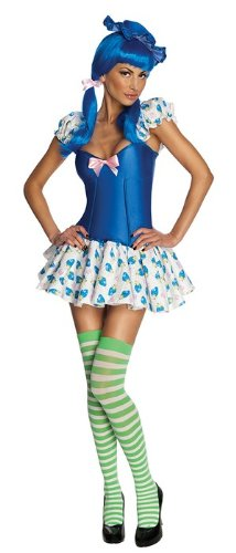 Blueberry Muffin Costume – Large – Dress Size 14-16