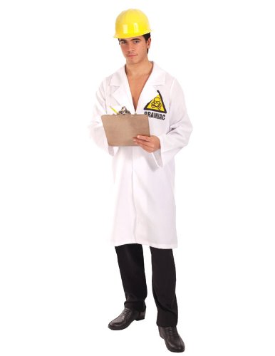 Brainiac Doctor Lab Coat