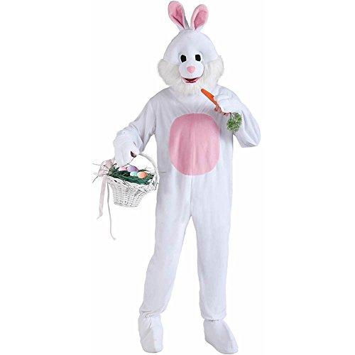 Bunny Rabbit Mascot Adult Costume – Standard