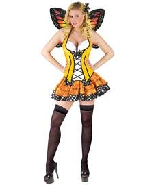 Butterfly Queen Costume – X-Small – Dress Size 2-4