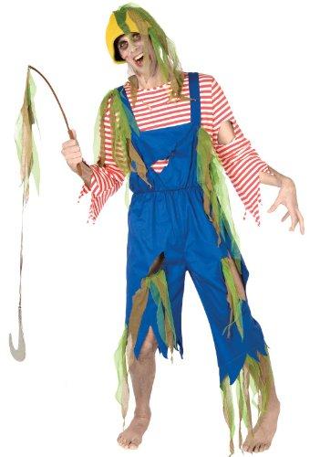 Buy Seasons – Zombie Fisherman Adult Costume