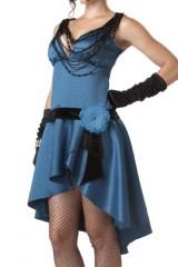 California-Costumes-Putting-On-The-Ritz-BlueBlack-Small-Costume-0-4