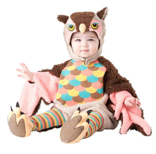 California Costumes Women's Owlette Infant, Multi, 12-18