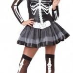 California-Costumes-Womens-Platium-Collection-Skeleton-Masquerade-Adult-BlackWhite-Small-0