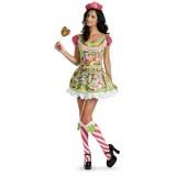 Candyland-Sassy-Deluxe-Costume-Medium-Dress-Size-8-10-0