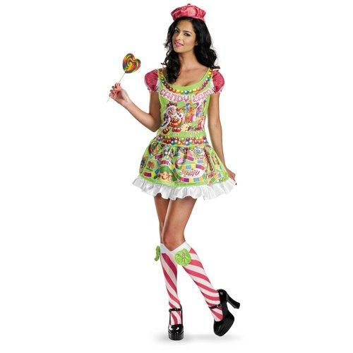 Candyland Sassy Deluxe Costume – Medium – Dress Size 8-10