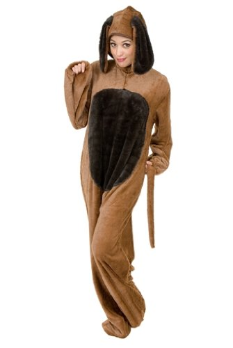 Charades Costumes Adult Plus Size Big Dog Costume, 1X