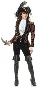 Charades-Female-Pirate-Lady-Adult-Costume-Medium-0