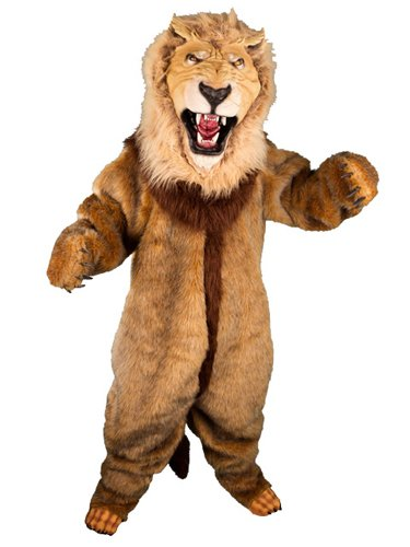 Complete Lion Costume Halloween Animal Set