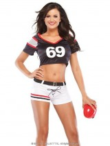 Coquette-Lingerie-Womens-Football-Player-Costume-Multicolor-Standard-0