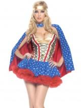 Costume-Adventure-Womens-Sexy-Superhero-Costume-LXL-0