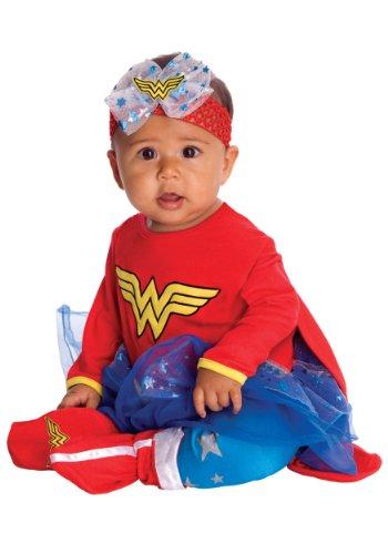 DC-Comics-Baby-Wonder-Woman-Onesie-And-Headpiece-Red-Newborn-Costume-0