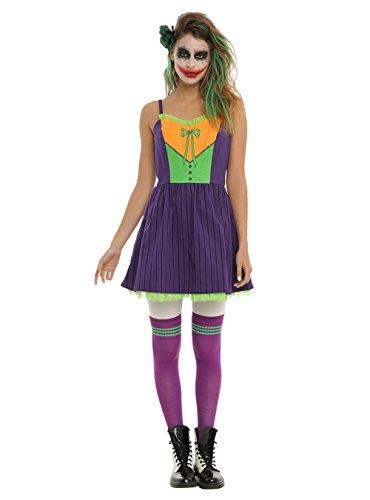 DC Comics The Joker Costume Dress Size : Small